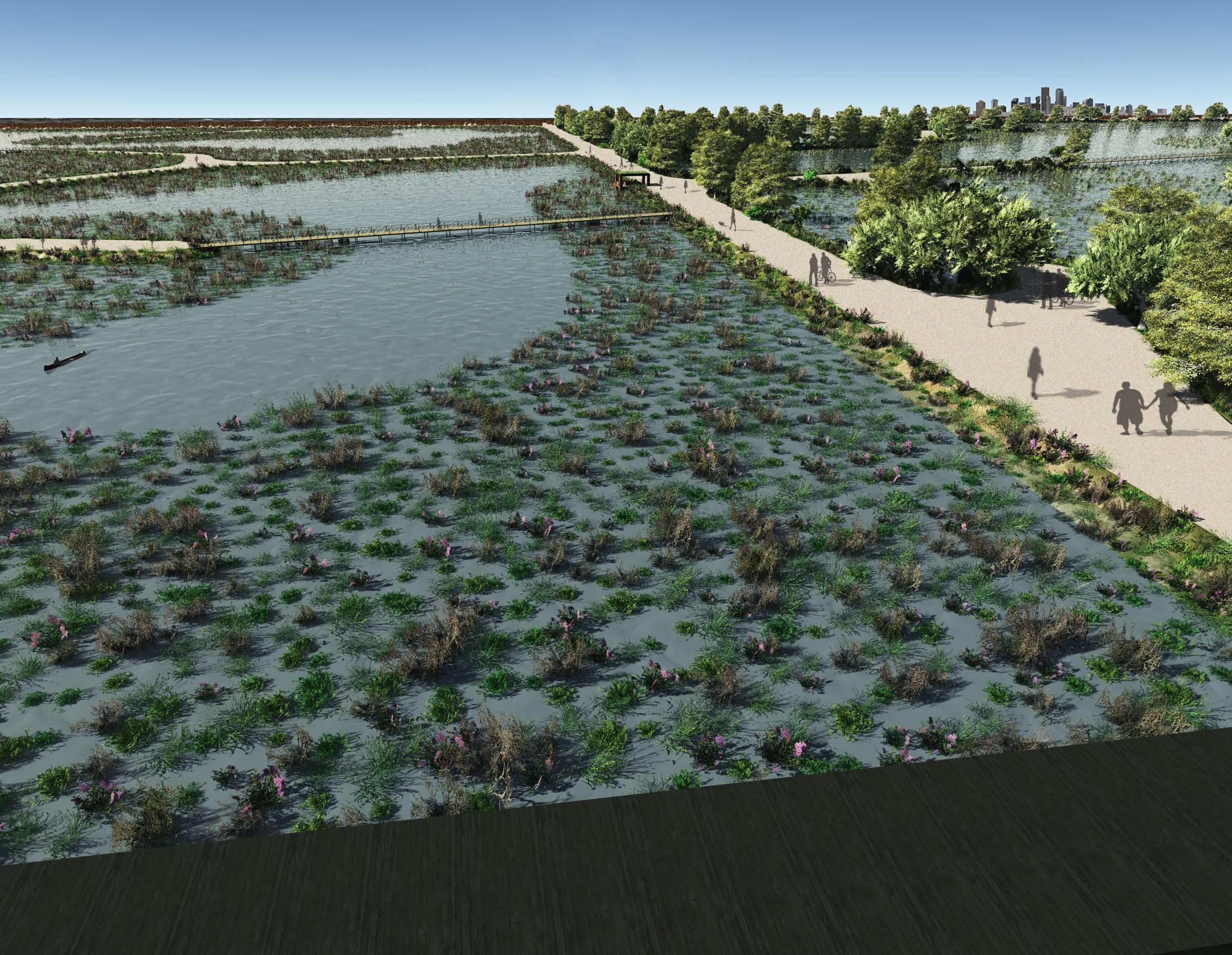 , Bayou Eco Park